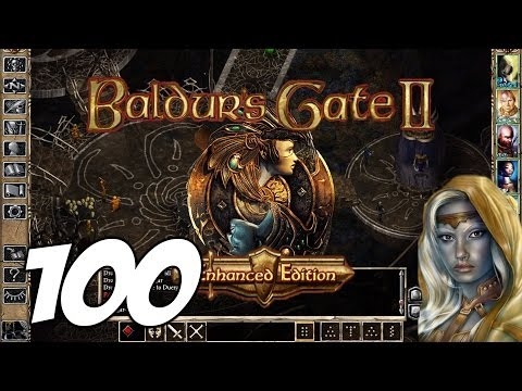 Baldur's Gate II: Enhanced Edition [Part 100] - Adalon's Bargain