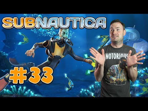 Sips Plays Subnautica (6/2/18) - #33 - Neptune Launch Platfo