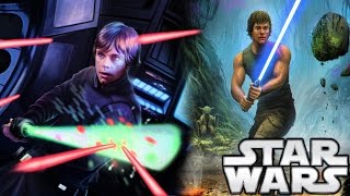 How Did Luke Skywalker Learn the Ways of the Force So Quickly? - Star Wars Explained