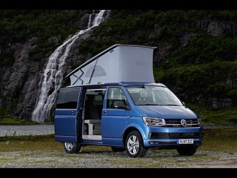 2015 volkswagen california t6 review rendered price specs. Black Bedroom Furniture Sets. Home Design Ideas
