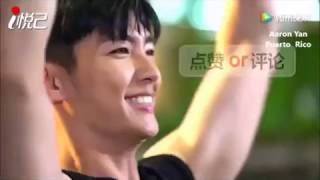 [ENG/ESP] Aaron Yan Q & A for SELF Magazine 2017 (while Training) / Aaron Yan para la Revista SELF