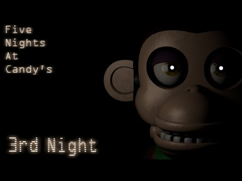 Five Nights at Candy's - Night 3