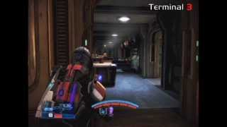 Mass Effect 3 Omega DLC - Assist The Hacker Side Quest
