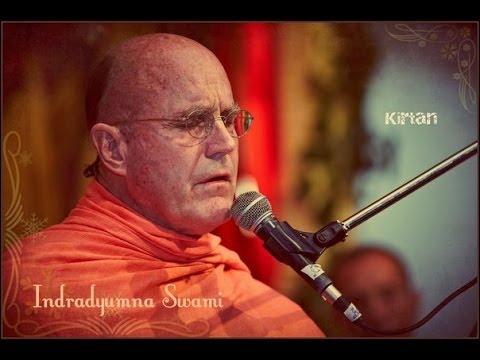 Киртан Индрадьюмна Свами - Вечерний киртан