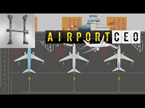 Hipbone Plays - AIRPORT CEO #2 - Runway & Taxiway Layout