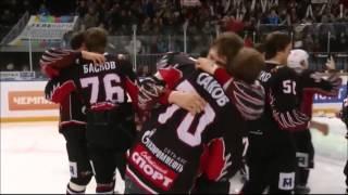 «Омские Ястребы» - обладатели Кубка Харламова 2013