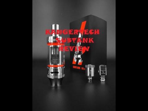 kangertech-subtank-mini-w/-.5-ohm-coil-review