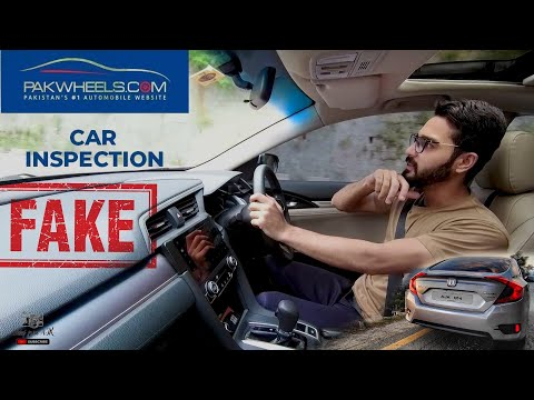 PAKWHEELS INSPECTION SERVICES | Fraud | complete story | WAHAJ FROM AJK
