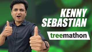 @Kenny Sebastian DISSES RAPPERS TO SAVE TREES | TREEMATHON HIGHLIGHTS & BTS