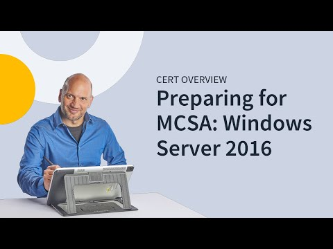 Installation, Storage, and Compute with Windows Server 2016 (Exam 70-740)