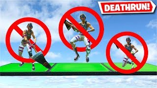 This Deathrun GLITCH almost RUINED my game... (Fortnite Creative)