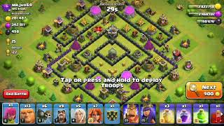 Clash of Clans ,Moj prvi video komentar