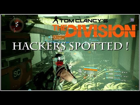 the division dark zone hackers