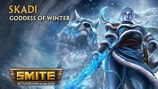 SMITE - God Reveal - Skadi, Goddess of Winter