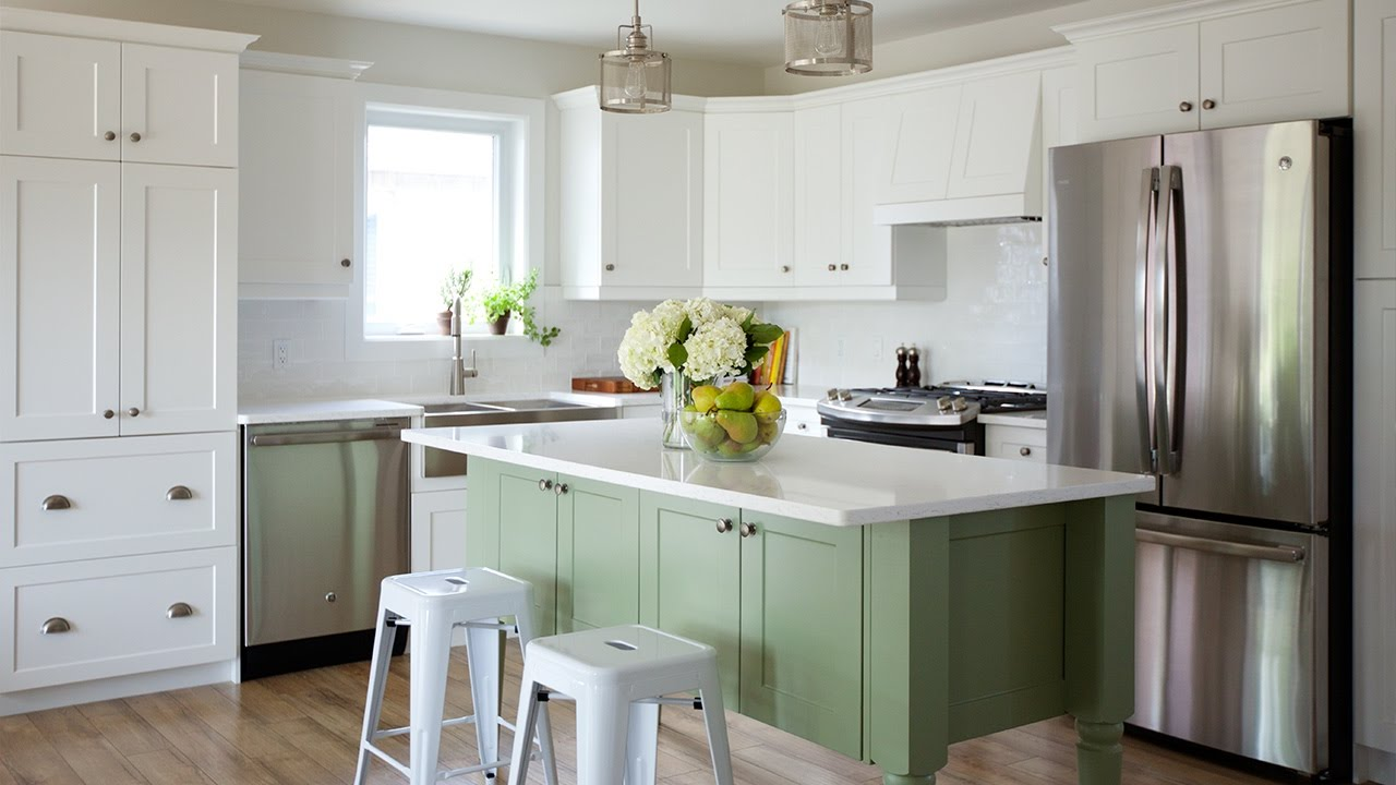 KITCHEN DESIGN TIPS: How To Create A Classic Kitchen - YouTube on Model Kitchen Images  id=94010