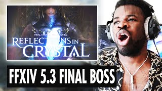 Music Producer Reacts: To The Edge (FFXIV Reflections in Crystal Boss Theme)