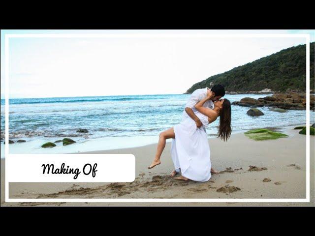 Vlog Pré Casamento Gaby e Matheus l Bombinhas SC