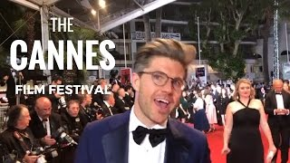 My trip to the Cannes Film Festival   VLOG