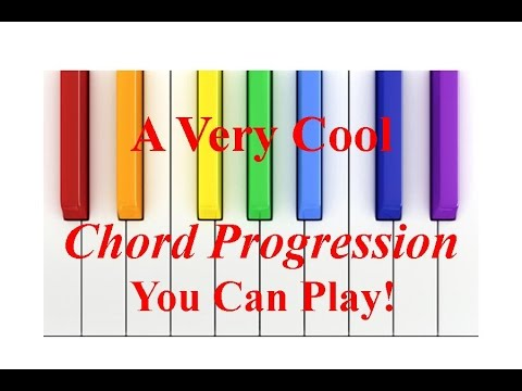 A Very Cool Chord Progression You Can Play Youtube