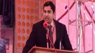BEST URDU SPEECH AT CHENAB COLLEGE, JHANG