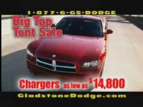 Gladstone Dodge May 09 Tent Event! Gladstone Dodge Chrysler Jeep U0026 Ram