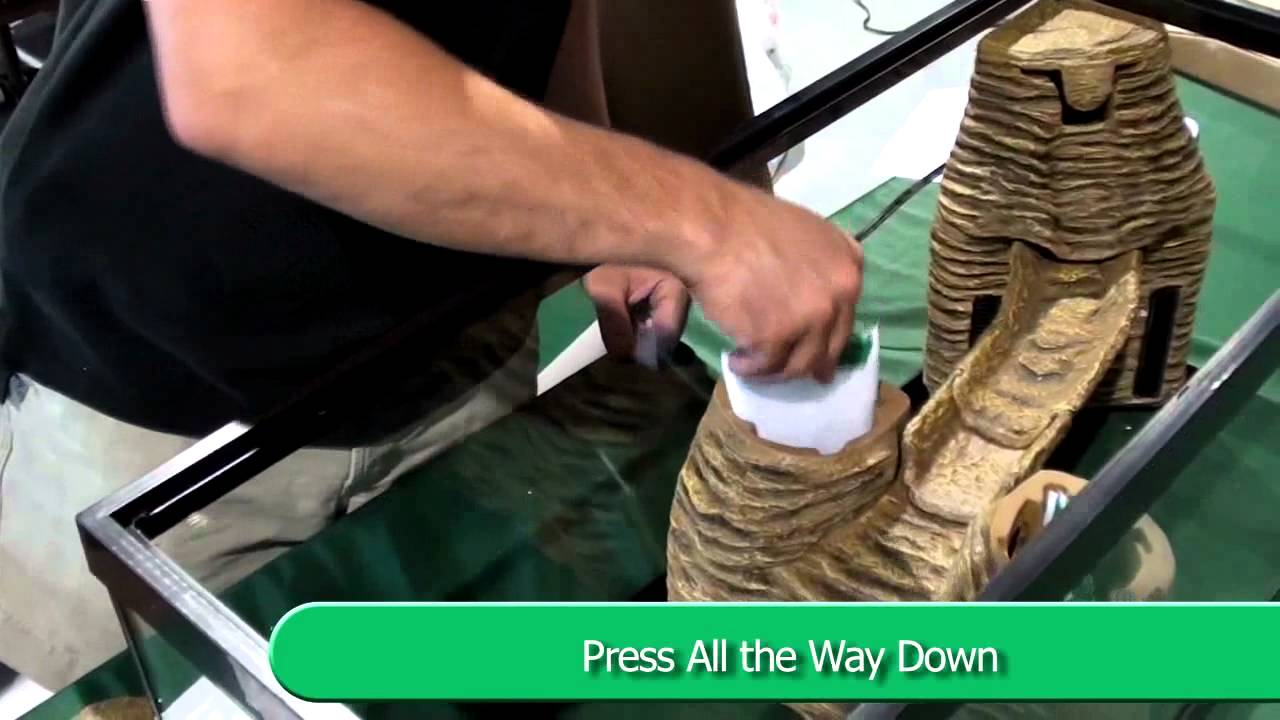 Tetra Viquarium Reptile Amphibian Terrarium Decor Setup Youtube