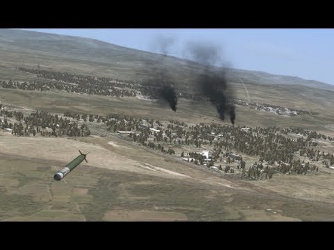 Until It's Wings Burn - Solo Su-25 Taskforce DCS World