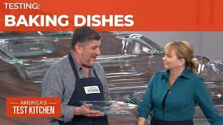 Kitchen Equipment Expert Tests Glass Baking Dishes