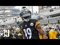 JuJu Smith-Schuster Welcome to the NFL Rookie Highlights
