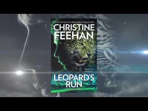 Leopard's Run By Christine Feehan Book Trailer
