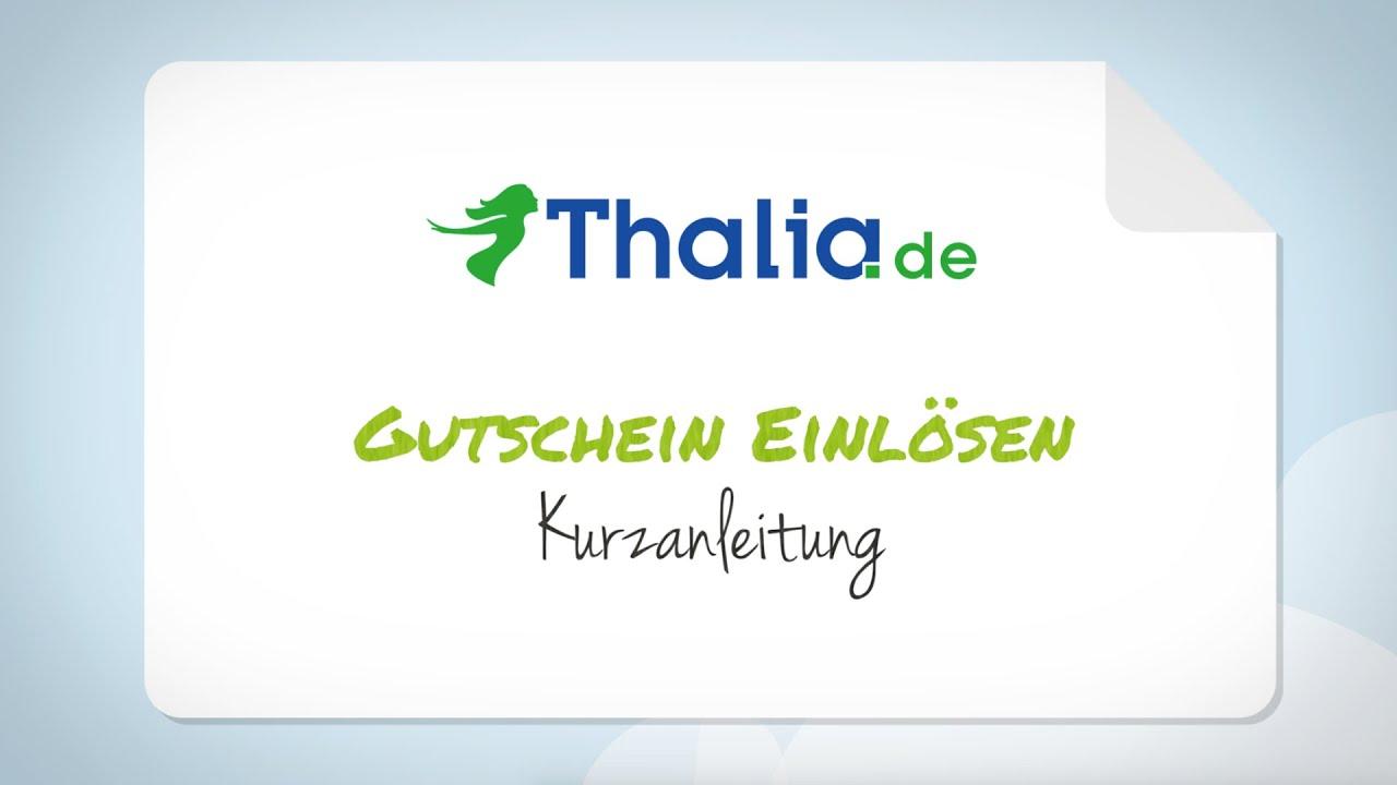 Thalia Gutschein Online Abfragen