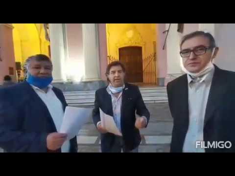 Salta: Suriani y otros religiosos piden apertura de templos