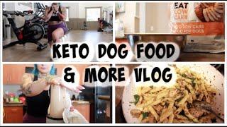Keto Dog Food? & More Vlog!!