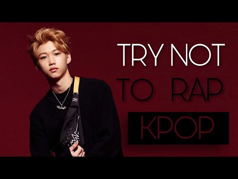 [NEW] KPOP TRY NOT TO RAP CHALLENGE | VERY HARD