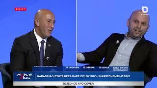 Ramush Haradinaj akuzon qverisjen Kurti per nepotizem,  reagon LVV
