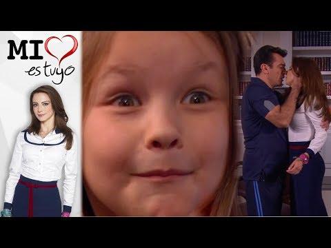 ¡Luz descubre a Ana y Fernando besándose! | Mi Corazón es Tuyo - Televisa thumbnail