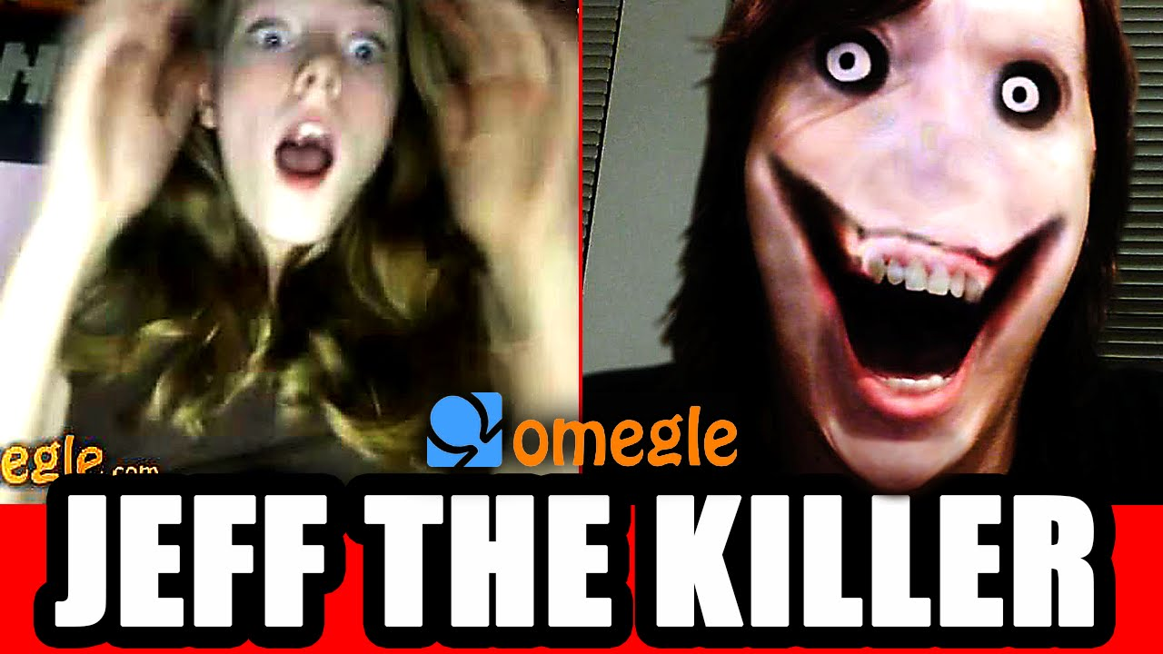 Jeff the Killer Scares Omegle Video Chatters! - YouTube: https://www.youtube.com/watch?v=DM1K3uESO2w