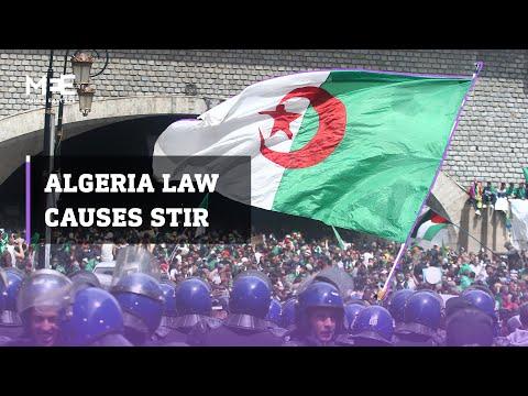 Algeria draft law to strip nationality from diaspora citizens