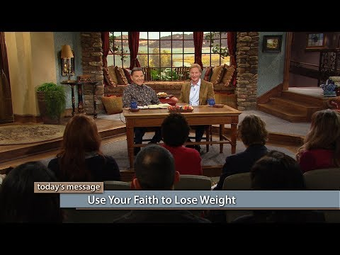 Use Your Faith to Lose Weight
