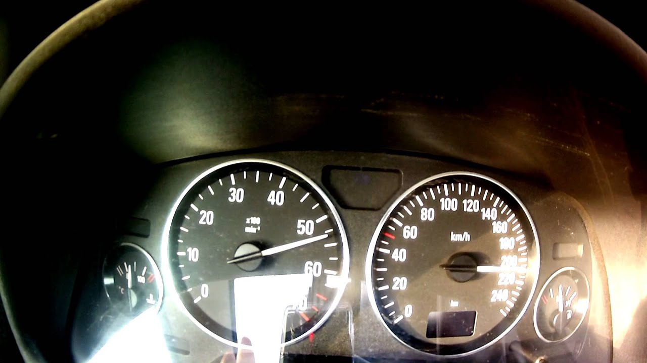 Opel Astra Coupe Turbo 2 0t 16v Acceleration 0 210 Km H Hd