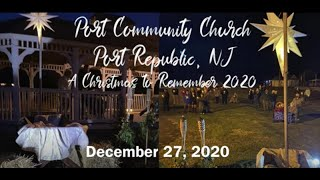 Port Community Church - 12. 27.20
