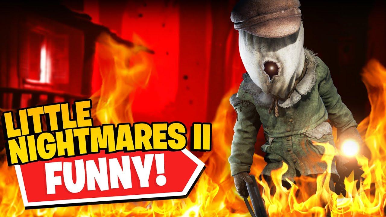 Download AIMBOT HUNTER vs. *GOD* MONO!   Rico's Little Nightmares II (MOD)