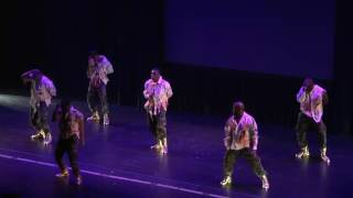 Omega Psi Phi - 2016 Mizzou Homecoming Stepshow Winners