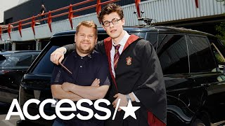 Shawn Mendes Proves He's The Ultimate Harry Potter Fan During Carpool Karaoke | Access