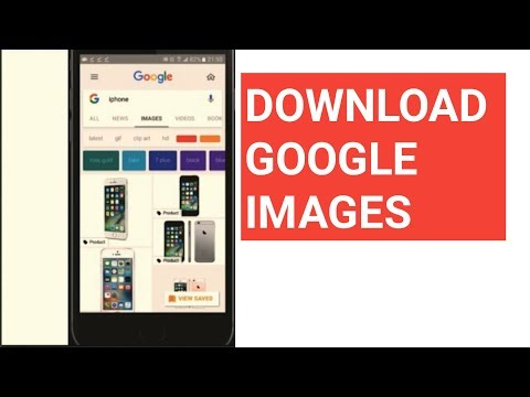 How To Download Images From Google On Phone