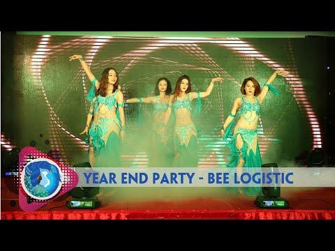 Year End Party - Bee & Dolphin Logistics|Tổ chức tiệc cuối năm | công ty tổ chức sự kiện Vietwind