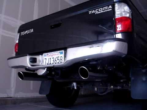 Toyota Tacoma Exhaust