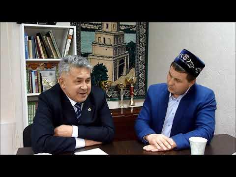 Махмут Бакирович Салимов