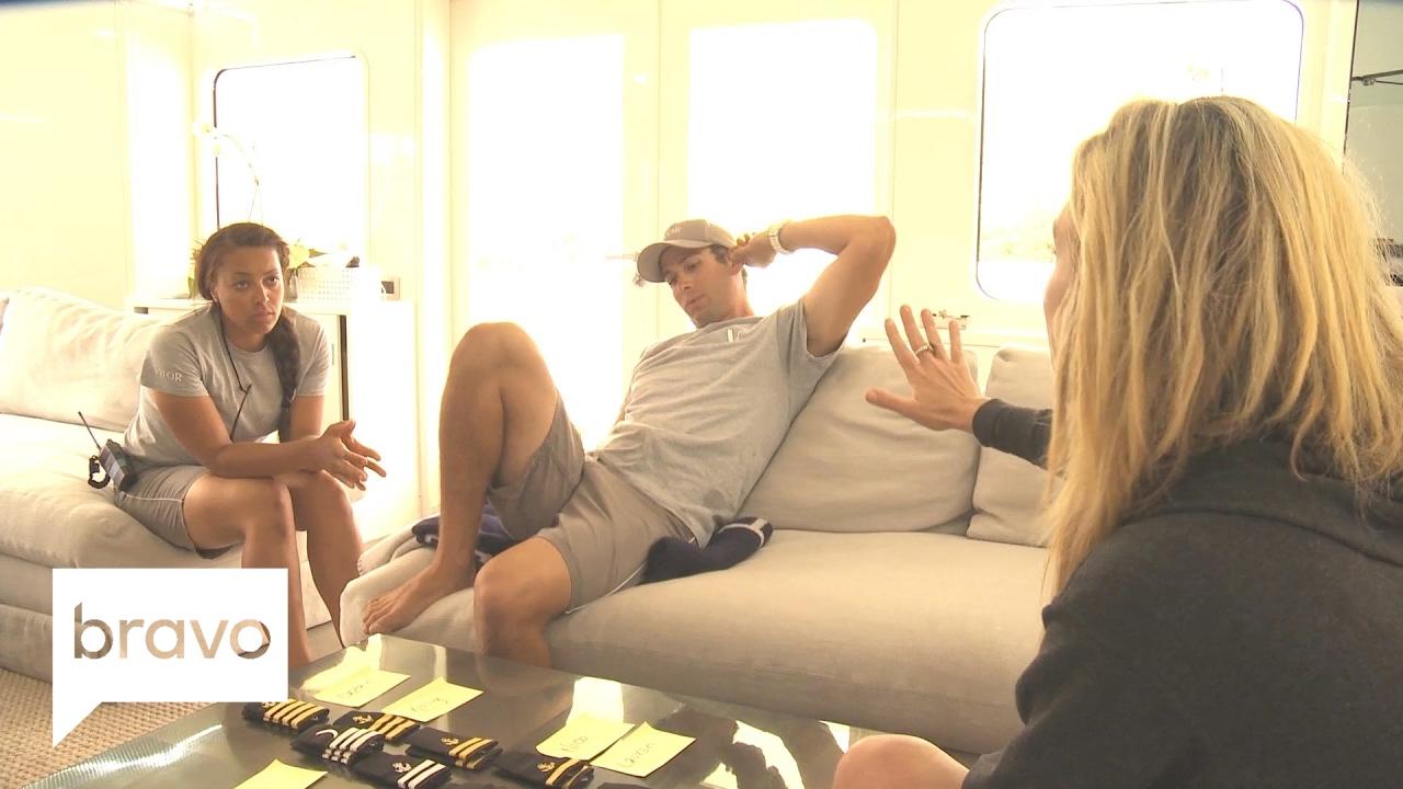 Download Below Deck: Kate Chastain is Serving Bitch Face Code Black (Season 4, Episode 14) | Bravo