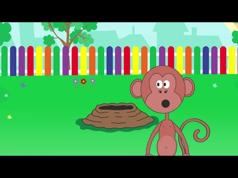 Pop Goes the Weasel | Nursery Rhyme | Traditional Children's song